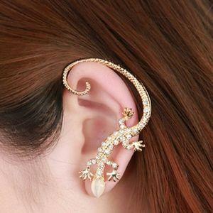 Lizard Cuff Earring